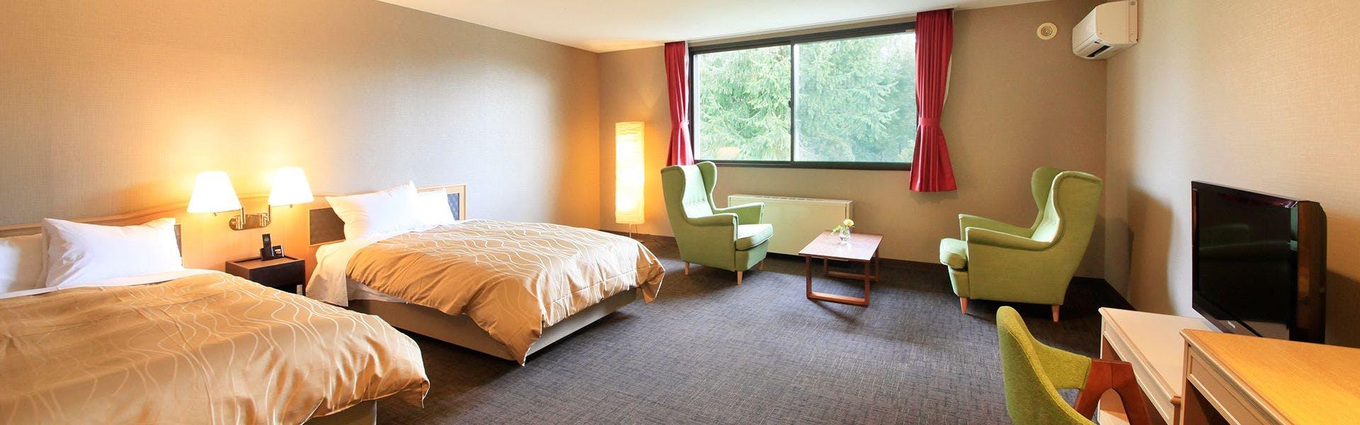記念日におすすめのホテル・ゆとりろ軽井沢ホテルの写真3