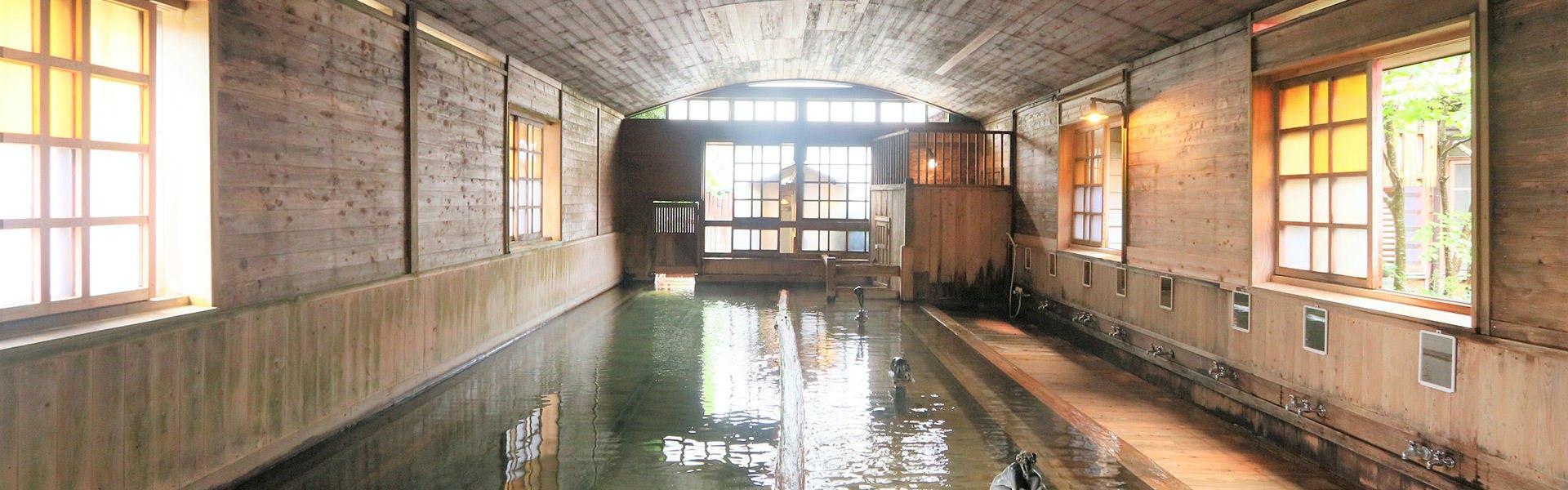 記念日におすすめのホテル・千人風呂 金谷旅館の写真1