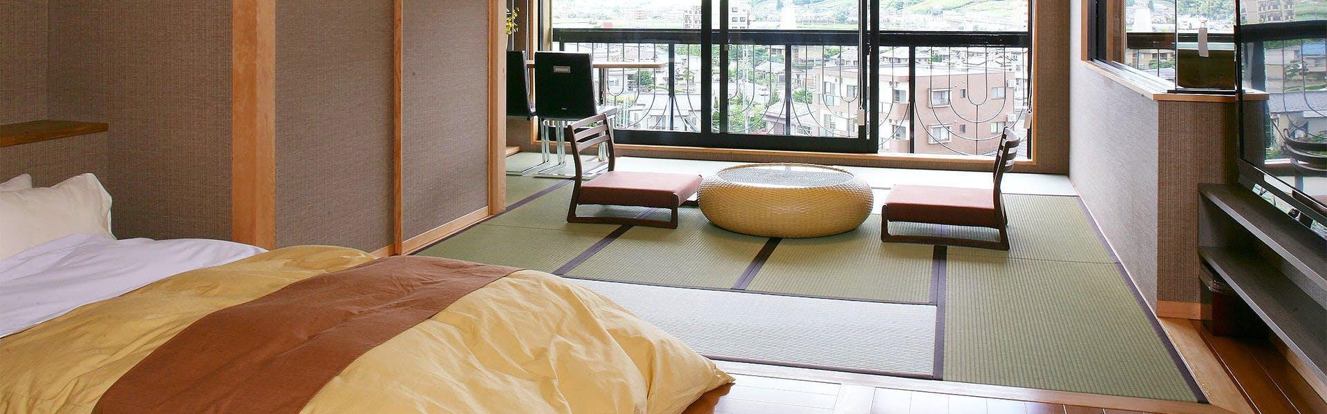 記念日におすすめのホテル・華やぎの章 慶山の写真3