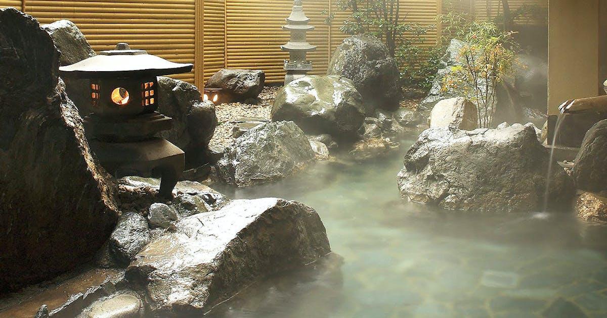 石和 温泉 慶山