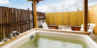 【本館】露天風呂付客室一例