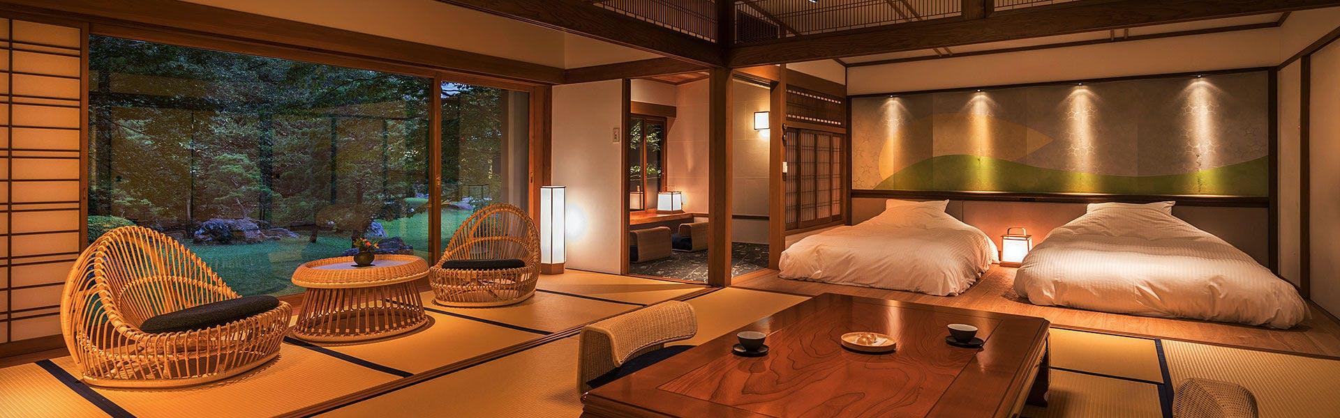記念日におすすめのホテル・【原鶴温泉 パーレンス小野屋】の写真2