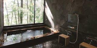貸切展望風呂