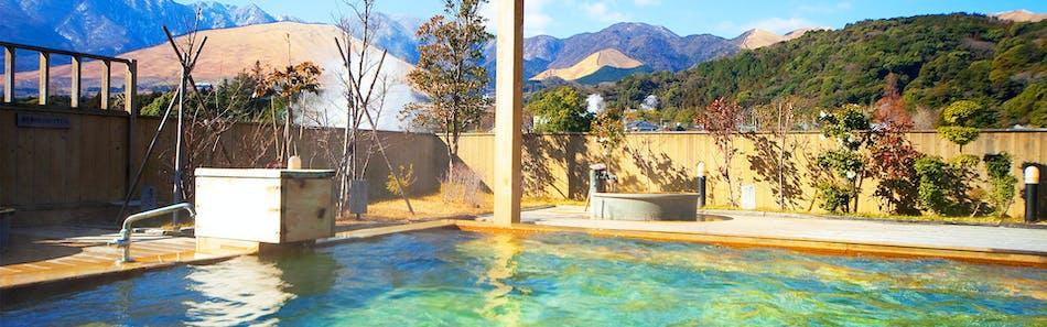 別府最大級の露天風呂の宿 おにやまホテル