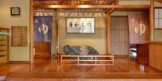 湯上り処(1階大浴場)