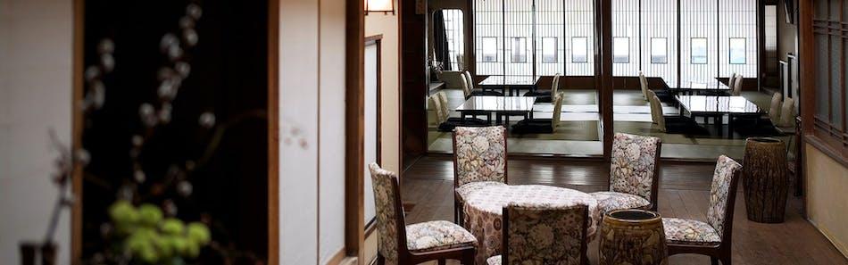 国文化財の宿 旅館美保館
