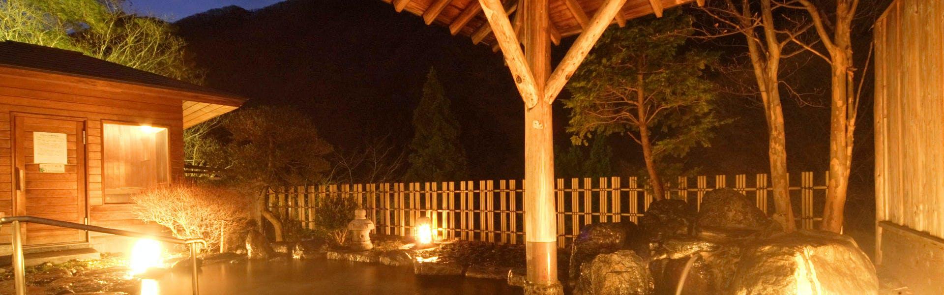 記念日におすすめのホテル・【吟松亭あわしま】の写真1