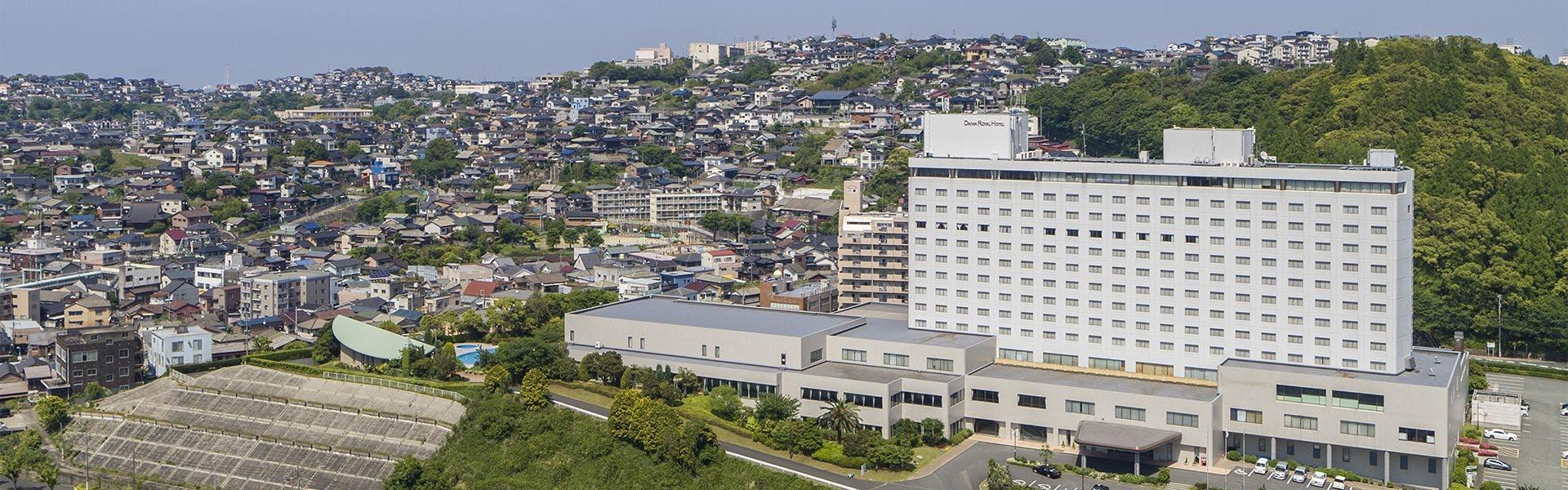 記念日におすすめのホテル・【アクティブリゾーツ 福岡八幡 -DAIWA ROYAL HOTEL-】の写真1
