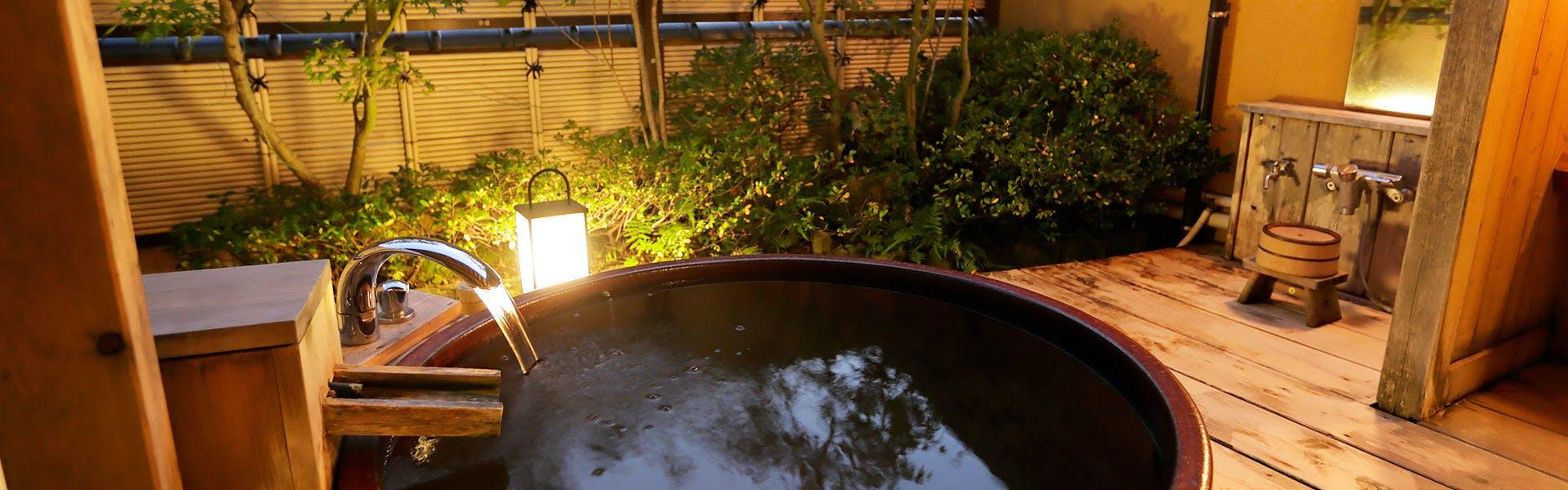 温泉・お風呂