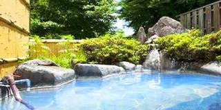 奥湯の郷の温泉
