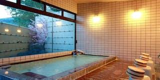 旅館内温泉