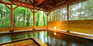 檜露天風呂「正徳の湯」