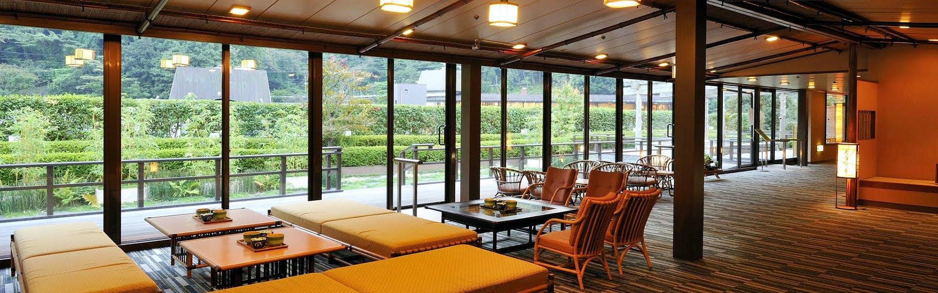 記念日におすすめのホテル・箱根湯本温泉 ホテルおかだの写真3