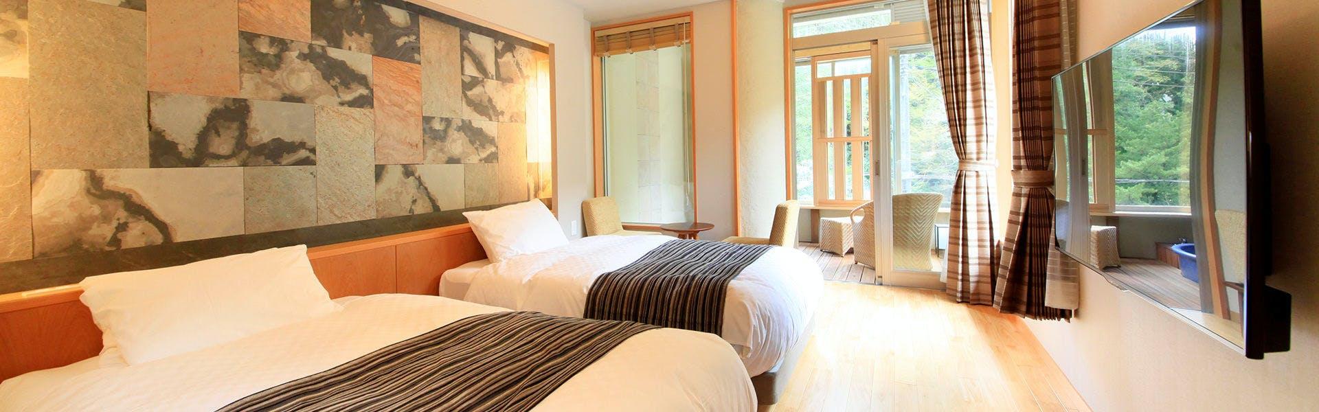 記念日におすすめのホテル・箱根湯本温泉 ホテルおかだの写真2