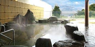 露天 温泉岩風呂