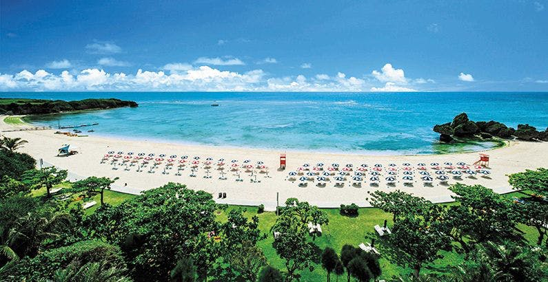 ホテル日航アリビラ ヨミタンリゾート沖縄