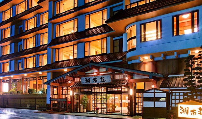 河口湖 ホテル