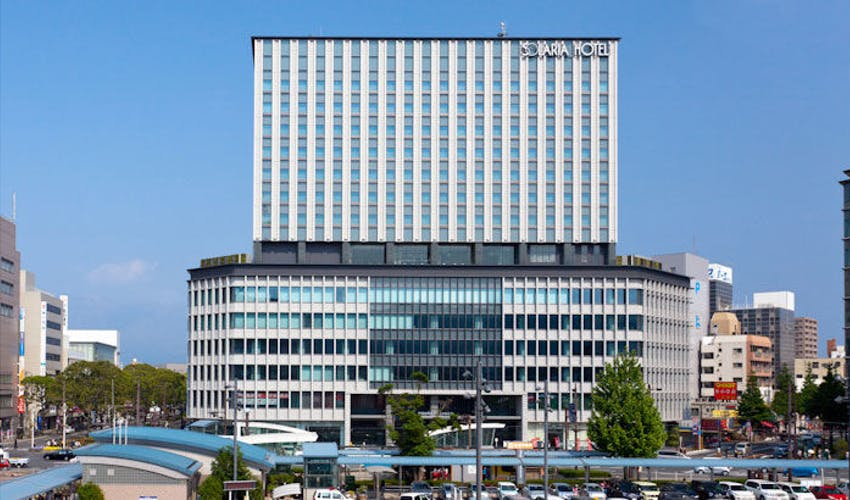 ホテル 福岡 ソラリア