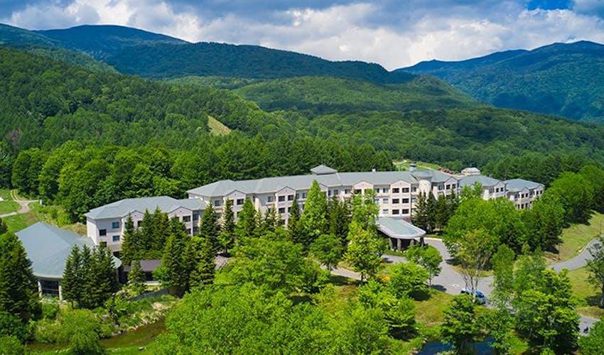 裏 磐梯 グランデコ 東急 ホテル