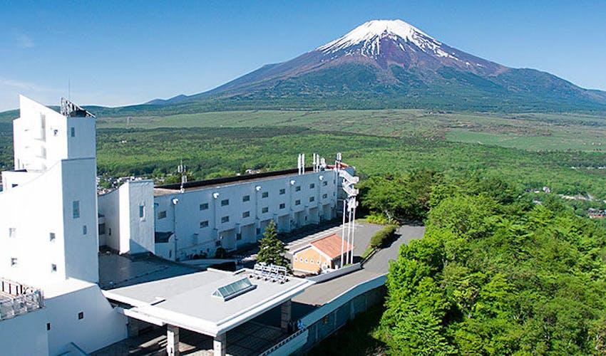 ホテルマウント富士】 の空室状況を確認する - 宿泊予約は[一休.com]