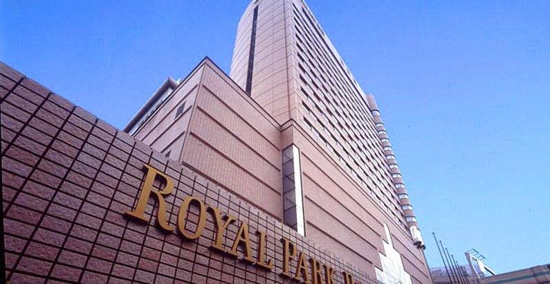 ロイヤルパークホテル エグゼクティブフロア