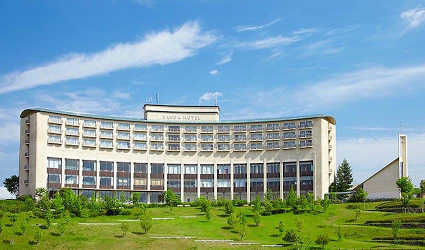 ザ セレクト ン プレミア 神戸 三田 ホテル