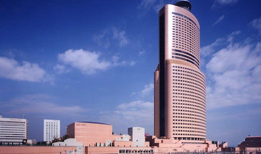 オークラアクトシティホテル浜松】 の空室状況を確認する - 宿泊予約は[一休.com]