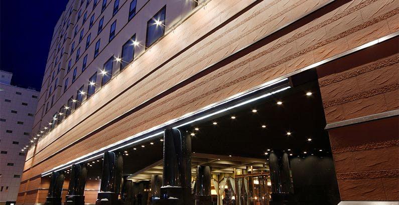 プレミアホテル-TSUBAKI-札幌 ルネッサンスクラブフロア