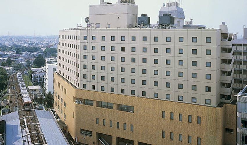 吉祥寺 ホテル 東急 rei