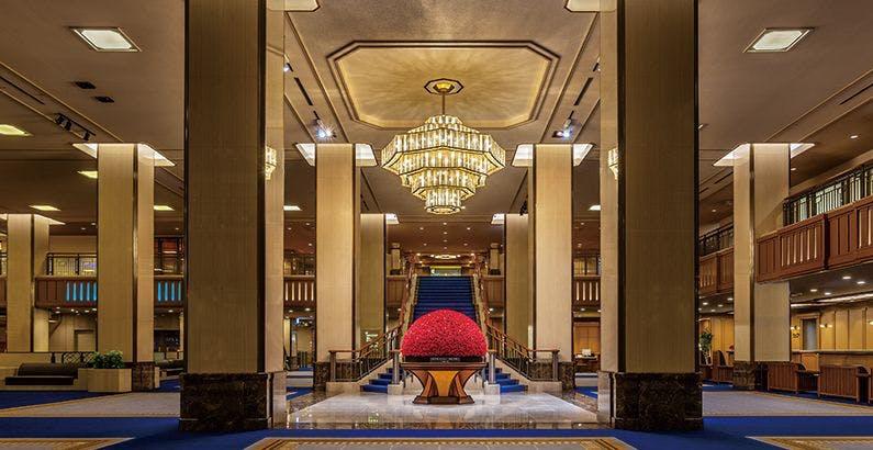 帝国ホテル 東京 インペリアルフロア