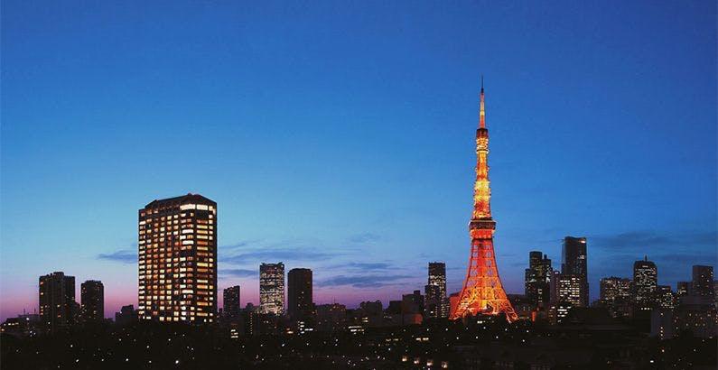 ザ・プリンス パークタワー東京 エグゼクティブフロアプレミアム