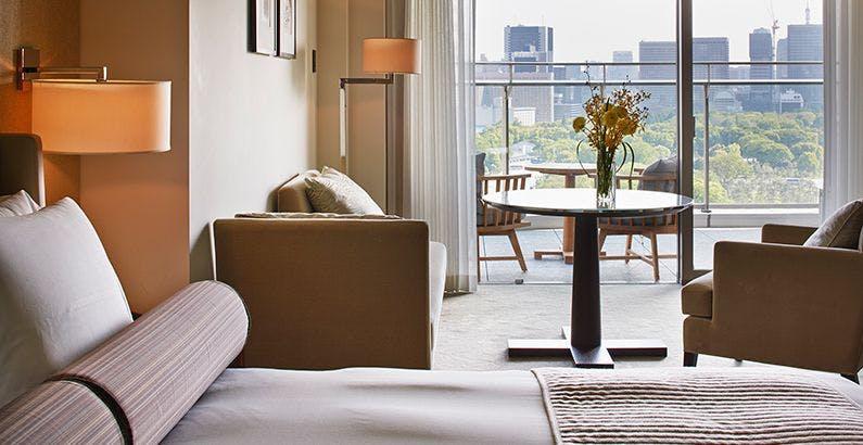 パレスホテル東京 クラブルーム