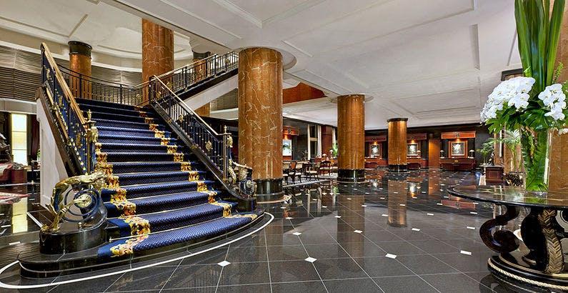 ウェスティンホテル東京 ウェスティン エグゼクティブ クラブ