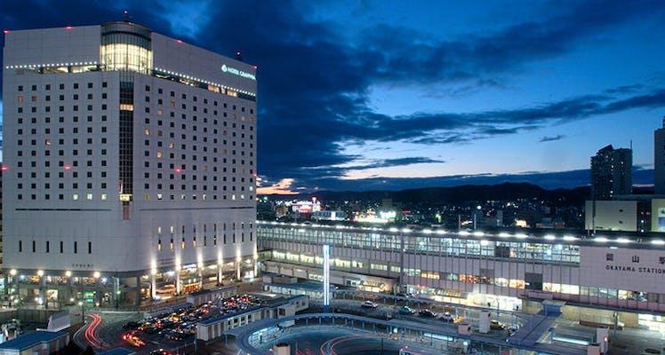 岡山駅周辺のおすすめホテル・旅館 17選 - 宿泊予約は [一休.com]