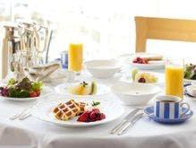 インルーム特製レディス朝食