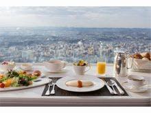 インルームダーニング朝食(イメージ)