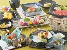 【東館2階】日本料理「松前」会席料理