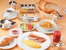 ご朝食:洋定食(イメージ)