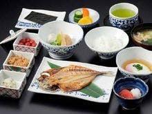 ご朝食:和定食(イメージ)