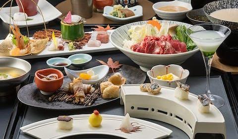 章月の和食会席【クラシカル/食事処】