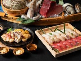 「海鮮プランチャ・握り寿司フェア」を開催