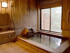 貸切風呂『春の風』