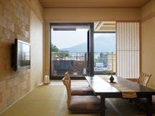 露天風呂付客室12畳 富士山側(一例)
