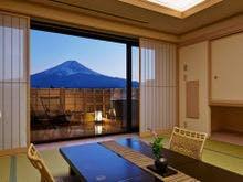 露天風呂付客室12.5畳 富士山側