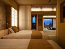 露天風呂付和洋特別室12.5+TW 富士山側