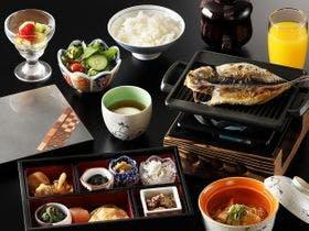 和食朝食(イメージ)