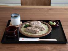 昼食そば(宙)