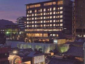 ホテル古湧園 遥