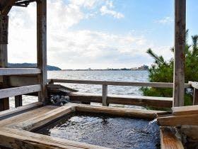 *貸切露天風呂【風樹の湯】