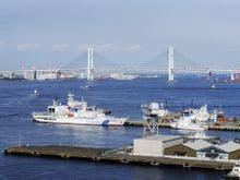 ベイビュー(横浜港)側の景色 イメージ
